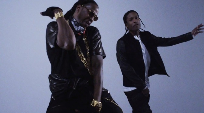 Saturday Slingback: #AsapRocky 'F*ckin Problems' feat. #2Chainz #Drake #KendrickLamar [vid]