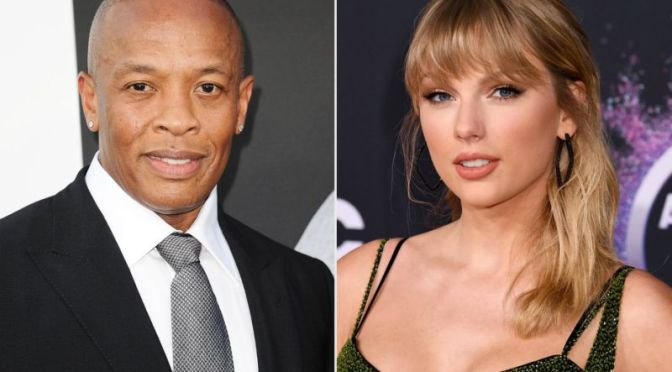 #DrDre #TaylorSwift & #Beyonce TOP earners of the DECADE on #Forbes! [Details]