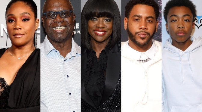 #Goodtimes LIVE cast REVEALED! #ViolaDavis #AndreBraugher #TiffanyHaddish to star & more![details]