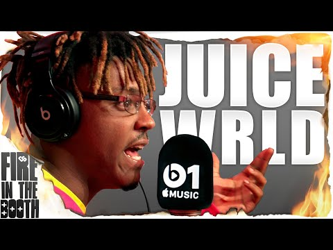 LISTEN: #JuiceWrld 'Fire In The Booth' [freestyle]