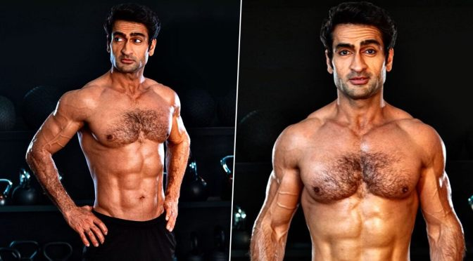 #KumailNanjiani's TRAINER reveals the workout behind his DRASTIC body transformation! [Details]