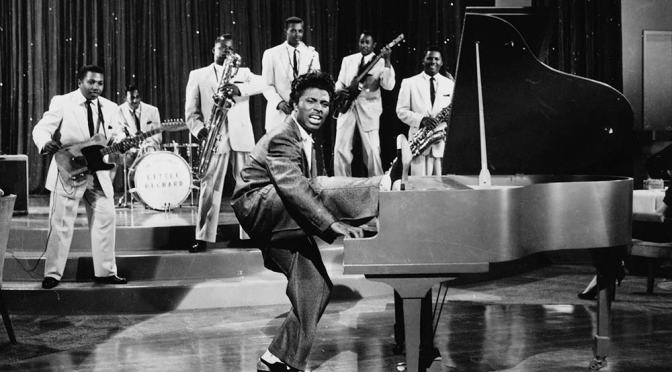 VIBES from the VAULT: Happy Birthday #LittleRichard 'Long Tall Sally' [Vid]