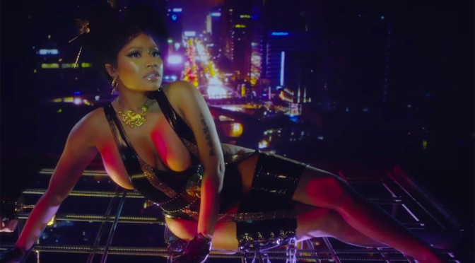 WAKE UP JAM: #NickiMinaj 'Chun-Li' [Vid]
