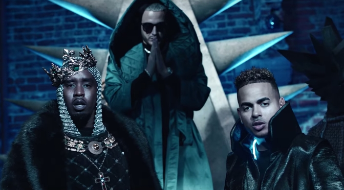 NEW VIDEO: #Ozuna x #Diddy x #DJSnake 'Eres Top'[vid]