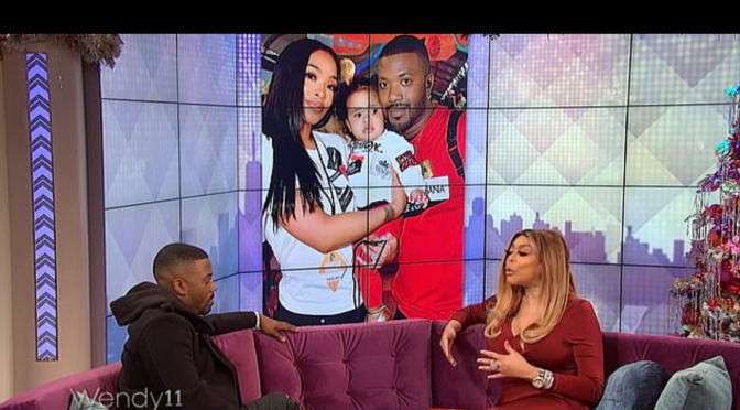 #RayJ opens up about his marriage status on #WendyWilliams! [Vid]