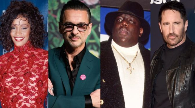 #WhitneyHouston #DepecheMode #NotoriousBIG & more to be inducted into Rock & Roll Hall of Fame! [Details]