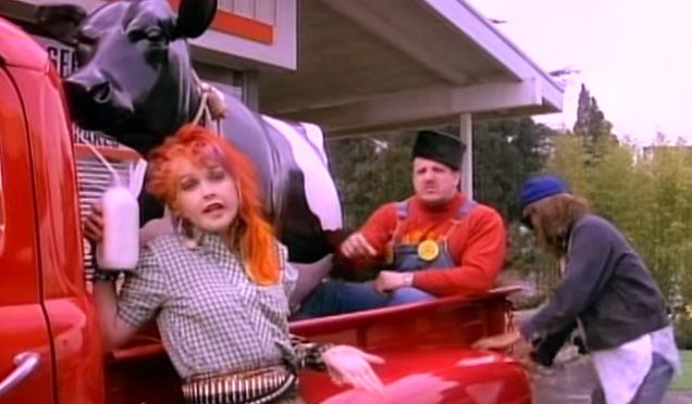 WAKE UP JAM: #CyndiLauper 'Goonies 'R' Good Enough' [Vid]