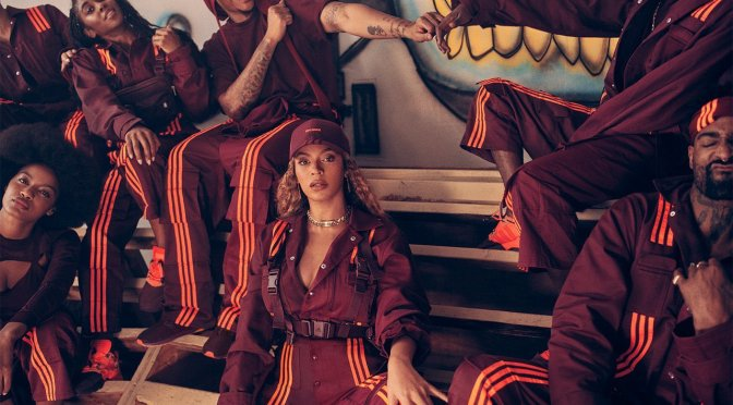 Get That Look! #Beyonce UNLEASHES #IvyParkxAdidas line. [Vid]