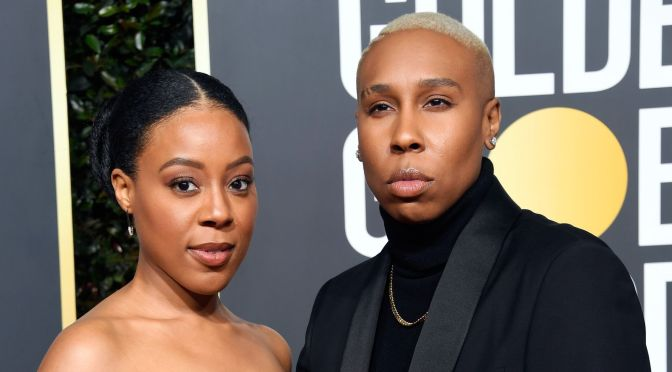 Splitsville! #LenaWaithe & #AlanaMayo divorcing after just a few months! Waithe CHEATED…allegedly! [Vid]