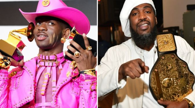 #PastorTroy goes on homophobic rant against #LilNasX…gets DRAGGED! [DETAILS]