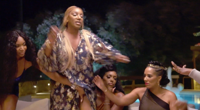 #RHOA MIDSEASON trailer is WILD! [VID]