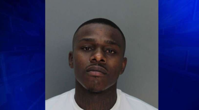 #DaBaby ARRESTED on BATTERY charges in Miami! [Vid]