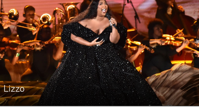 #Grammys: #Lizzo opens the show with a BANG and a ballerina! [Vid]