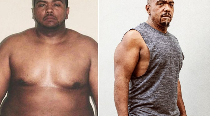 EXTREME TRANSFORMATION! #Timbaland REVEALS 130-lb WEIGHT LOSS! [Pics]