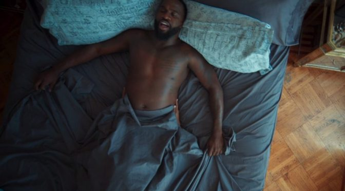 #BiggeronBET showing male frontal NUDITY!Trailblazing or controversial? [NSFW vid]