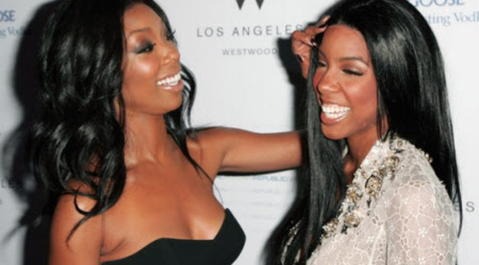 WAKE UP JAM: HBD #KellyRowland & #Brandy! [Vids]