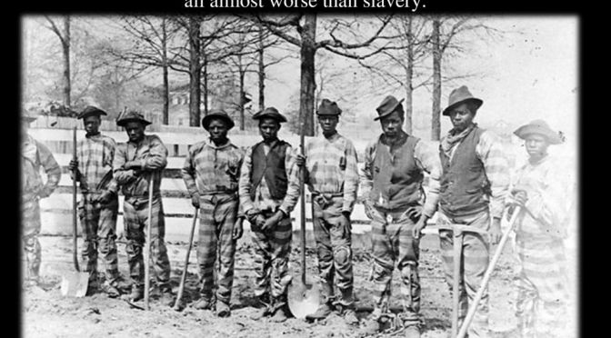 #BlackHistoryMonth Moment: #ConvictLeasing-Remembering African-Americans that REBUILT the South! [details]
