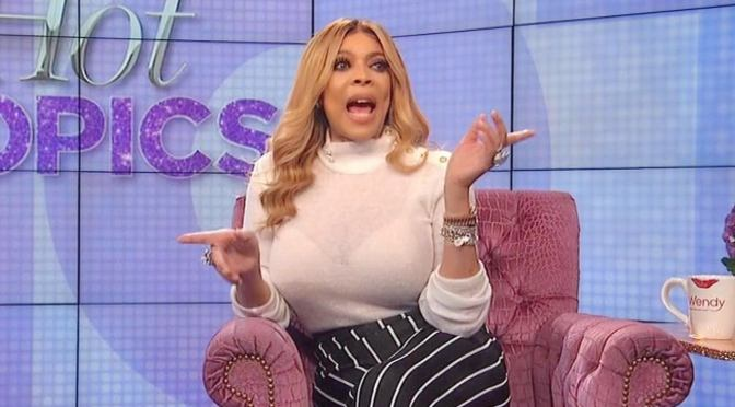 #WendyWilliams issues APOLOGY to #LGBTQ community for comments during #HotTopics![vid]