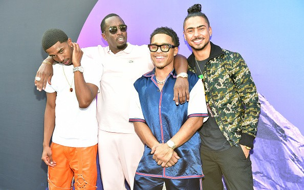 #Diddy's #MakingTheBand set to RETURN with the Combs' sons as judges! [Details]