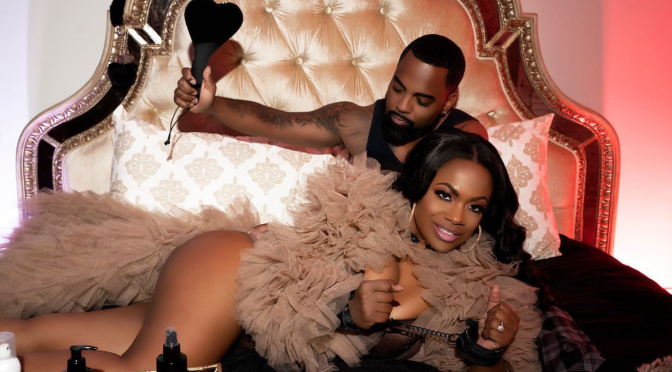 #RHOA's @Kandi makes it HOT for#ValentinesDay with #BedroomKandi! [details]