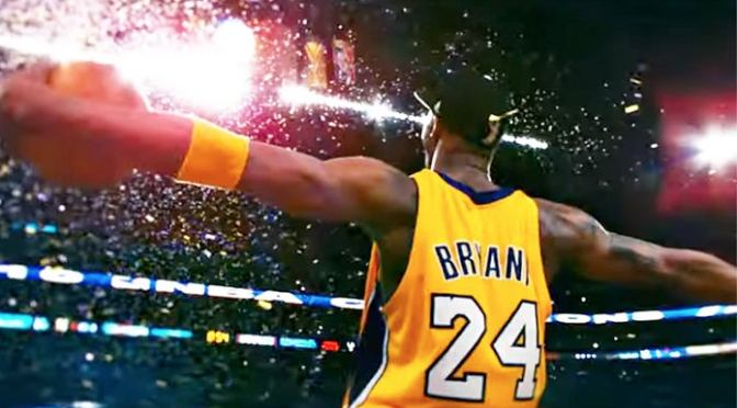 #AllStarGame #Dr Dre curated EPIC tribute to #KobeBryant fit for a king! [Vid]