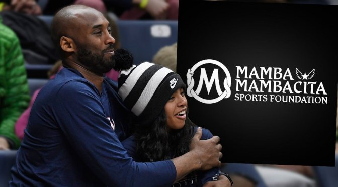 #VanessaBryant CHANGES the name of #KobeBryant's sports foundation! [Details]