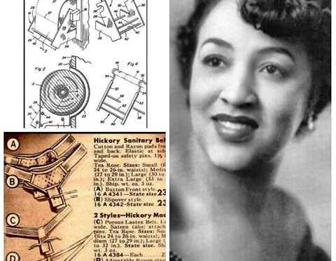 #BlackHistoryMonth #MaryBeatriceDavidsonKenner revolutionized the #sanitarynapkin and more! [Details]