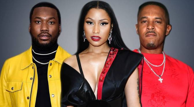 Why #Meekmill & #NickiMinaj Twitter war is problematic! [Details]