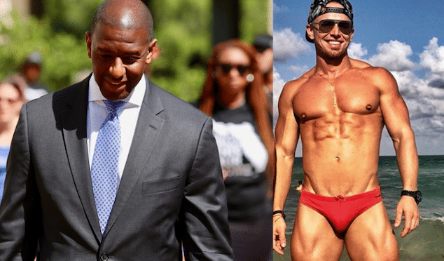 What we know about #AndrewGillum's gay escort friend #TravisDyson & the police report from meth incident! [NSFW PICS]