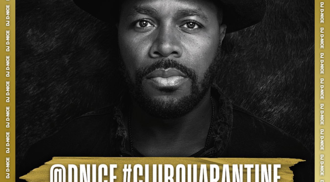 #Dnice takes over #NBALive IG with #ClubQuarantine! NOW! [LIVESTREAM]
