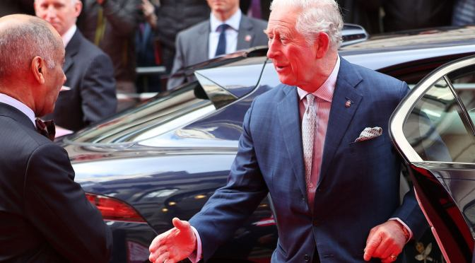 #PrinceCharles tests positive for #Coronavirus! [details]
