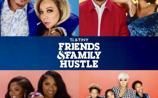 #FamilyHustle 'Friends & Family Hustle season 3 ep 12 'The Big Surprise' [full]