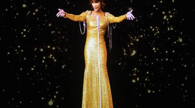 What are your thoughts on this #WhitneyHouston hologram show headed to #Vegas?! [Vid]