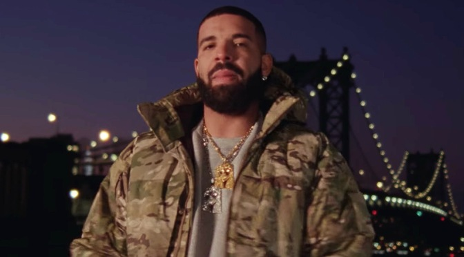 NEW VIDEO: #Drake 'When To Say When/Chicago Freestyle' [Vid]