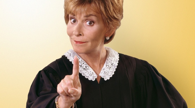 #JudgeJudy to END after 25 seasons! New project in the works! [Details]