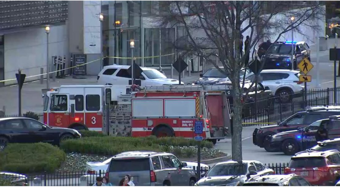 Breaking News! Shooting at Atlanta's #LenoxSquare leaves 1 person DEAD! [DETAILS]
