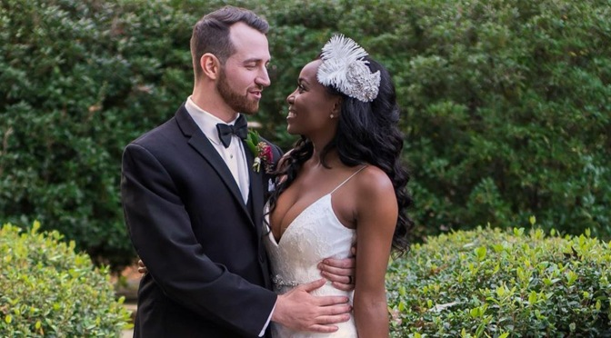 #LoveIsBlind couple #LaurenSpeed and #CameronHamilton OPEN UP about 1st year of marriage! [Details]