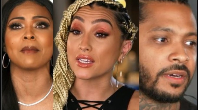 #BlackinkCrew NEWS: #Tati ALLEGES #Kitty said #RyanHenry has a little D*CK! [Details]