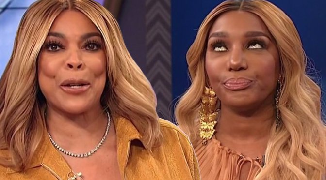 Frenemies? Did #WendyWilliams BLOCK a talk show for #NeneLeakes! Nene SPEAKS on it! [Vid]