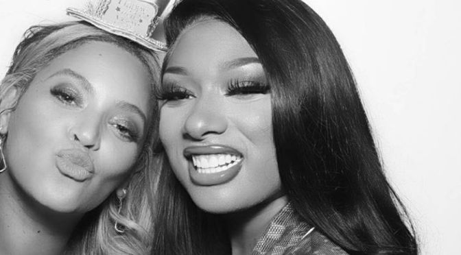 NEW MUSIC: #Beyonce hops on #MegtheeStallion #SavageRemix! [vid]