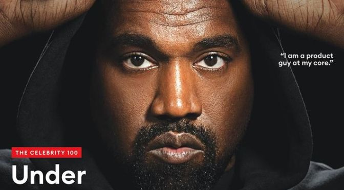 #KanyeWest is 2nd Hip Hop Billionaire according to #Forbes! [Details]