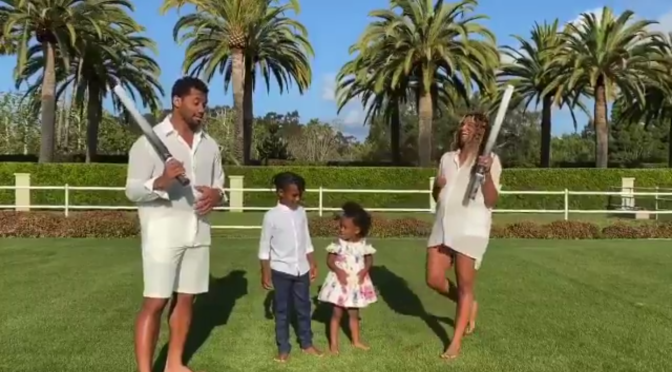 It's A…. WATCH #Ciara & #RussellWilson #GenderReveal! [Vid]