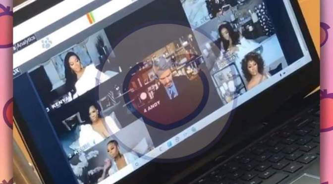 1st Look: #RHOA season 12 Virtual Reunion! Check who's in the HOT SEATS!? [Vid]