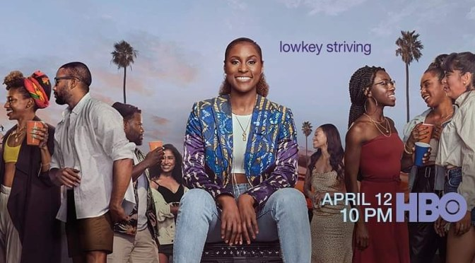 #InsecureHBO season 4 ep 10 'Lowkey Lost' [full]