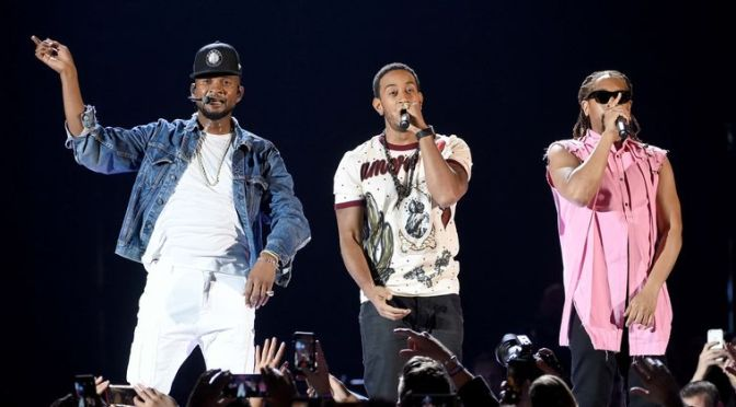 NEW MUSIC: #Usher #LilJon #Ludacris #Sexbeat [audio]