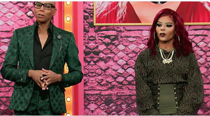 #DragRace: #MissVanjie returns to get the Queens ready for # Snatch Game! [Vid]