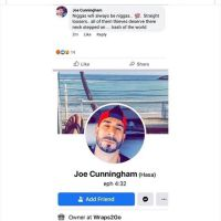 #CancelJoeCunningham- #Wraps2go owner sparks CONTROVERSY with RACIST remarks about #GeorgeFloyd! [Details]