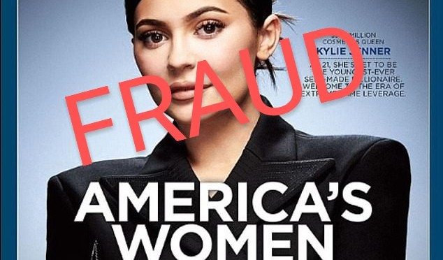 #Forbes STRIPS #KylieJenner of billionaire title, SLAMS her for LYING & forgery! [Details]