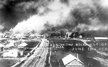 On This Day… May 31st 1921 #TulsaMassacre- #BlackWallStreet BURNED to the GROUND! [Details]