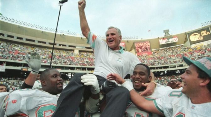 #DonShula the winningest coach in the #NFL has DIED at 90! [Details]